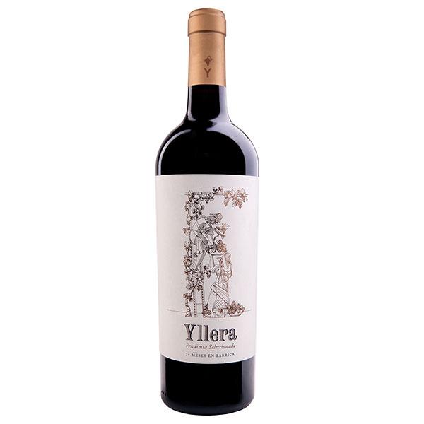 Comprar vino online Yllera Reserva 24 meses Vendimia Seleccionada - DO Tierra De Castilla Y León