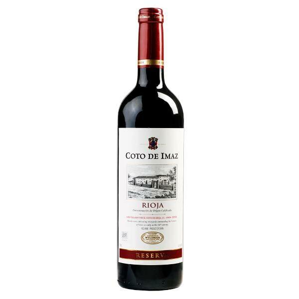 Comprar vino online El Coto Imaz Reserva - DO Rioja