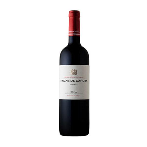 Comprar vino online Fincas De Ganuza Reserva - DO Rioja