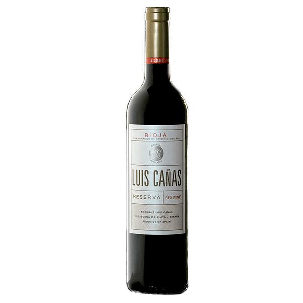 Comprar vino online Luis Cañas Reserva - DO Rioja