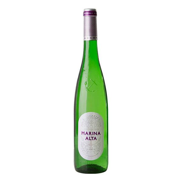 Comprar vino online Marina Alta Blanco Moscatel De Alejandria - DO Alicante