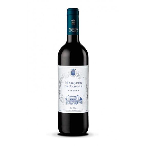 Comprar vino online Marques De Vargas Reserva - DO Rioja