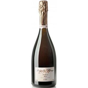 Comprar vino online Pago de Tharsys Millesimé Rosado - DO Cava