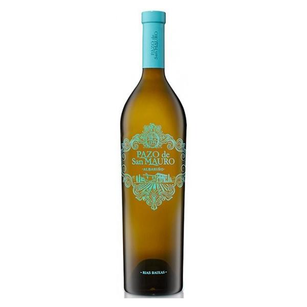 Comprar vino online Albariño Pazo San Mauro - DO Rías Baixas