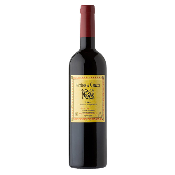Comprar vino online Remirez De Ganuza Reserva - DO Rioja