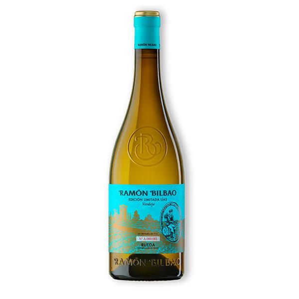 Comprar vino online Ramon Bilbao Verdejo sobre lias - Do Rueda