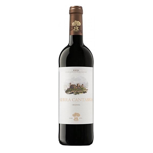 Comprar vino online Sierra Cantabria Crianza - DO Rioja