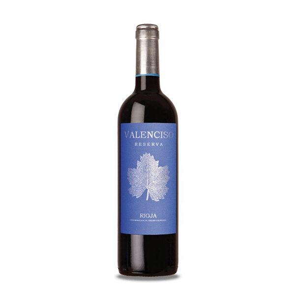 Comprar vino online Valenciso Reserva - DO Rioja