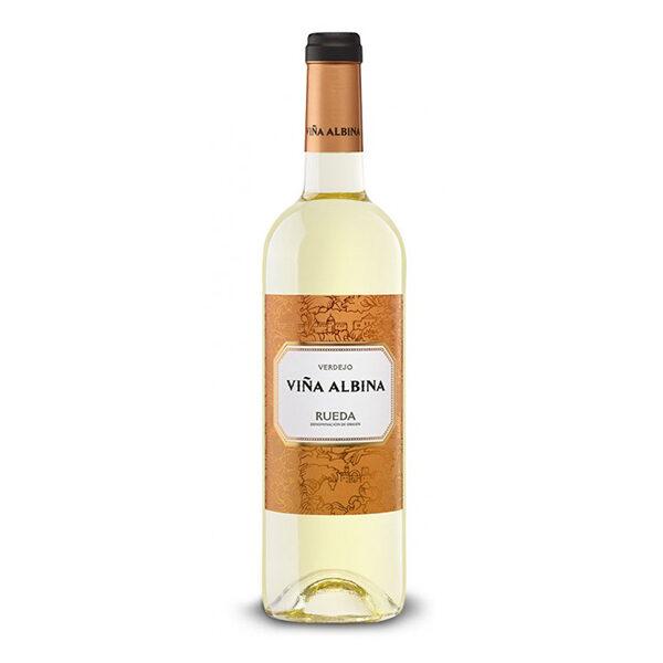 Comprar vino online Viña albina verdejo 100% - Do Rueda